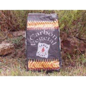 Bolsa de carbón vegetal Leñas Oliver de 10 litros