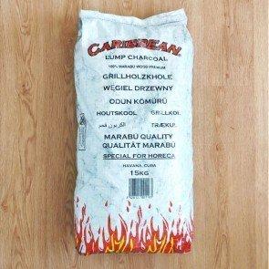 Saco carbón Marabú