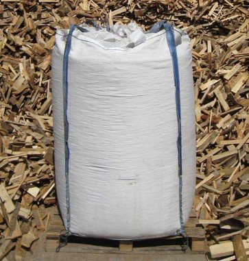 Big Bag de pellets para calderas