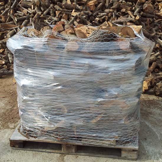 Le a peque a para estufas 1 m3 tienda biomasa - Estufa lena pequena ...