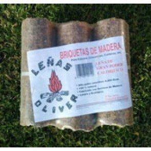 briqueta leñas oliver