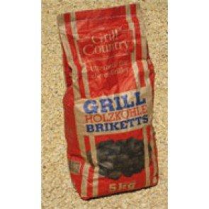 Briquetas de carbón vegetal